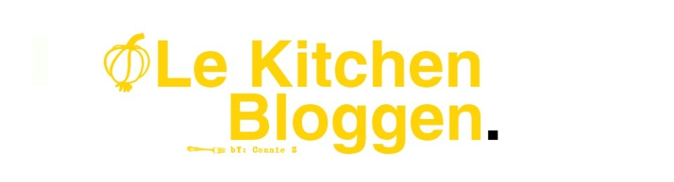 Le Kitchen Bloggen